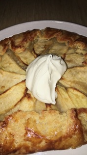 Apple Ginger Crostata