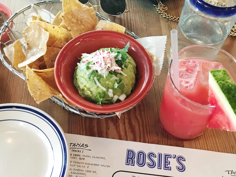 A Foodie's Favorite Fiesta:                                Cinco de Drinko