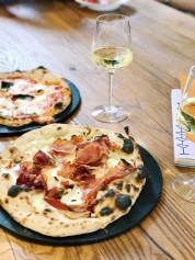 Saltimbocca Pizza