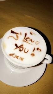 Cappuccino, ILY