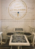 La Milkeria Seating