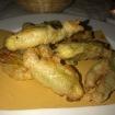 Fiori di Zucca // Fried Zucchini Flowers