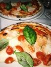 Cherry Tomato Margherita Pizza