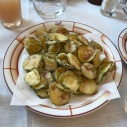 Fried Zucchini Coins