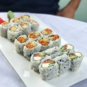 Lunch Special 3 Rolls, $12