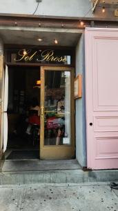 Pink Doorway at Sel Rrose