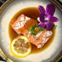 SALMON TO DIE FOR